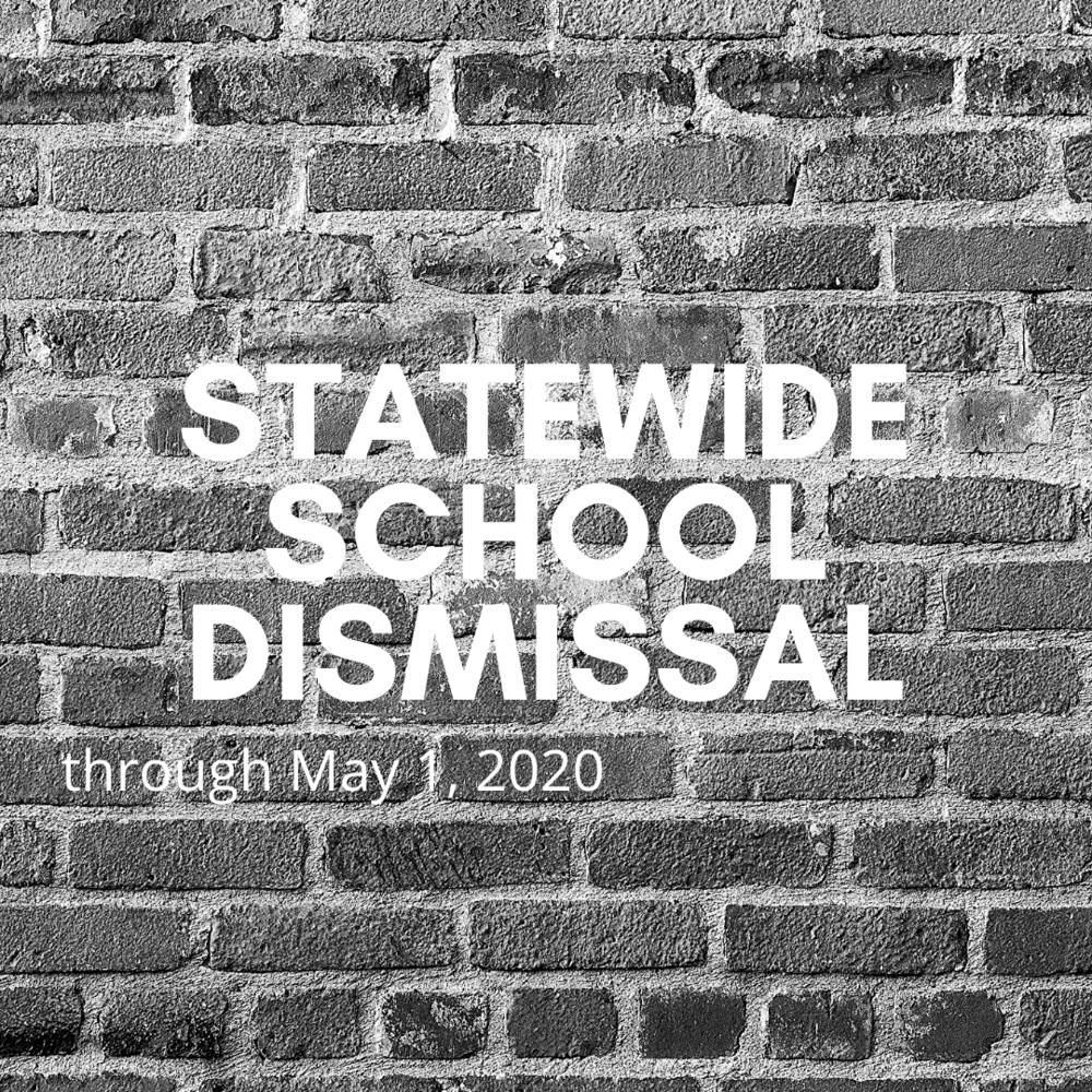 dismissal through May 1